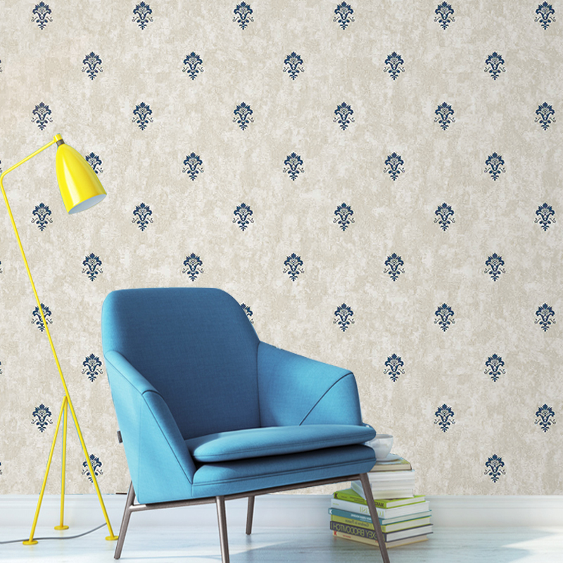 papier peint Modern European Floral 3D Wallpaper for Walls Non Woven Wall Paper Bedroom Wallpapers Roll 3d wall panel Wallpaper 3d modern wallpapers home decor solid color wallpaper 3d non woven wall paper rolls decorative bedroom wallpaper green blue