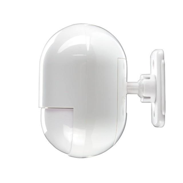 KERUI Wireless high quality pir detector wireless 433MHz pir motion sensor For GSM PSTN Home Security Voice Alarm System