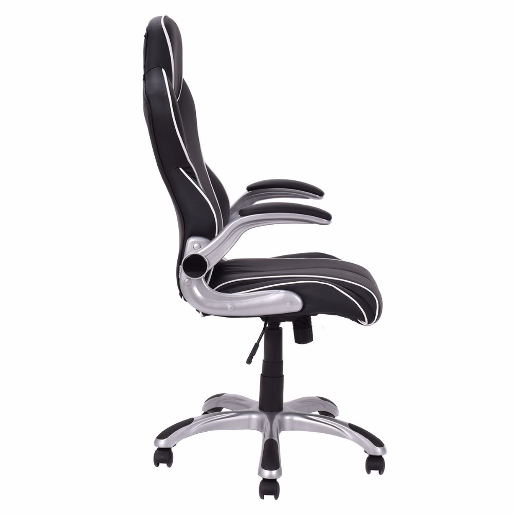 goplus high back executive racing style office computer chair gaming