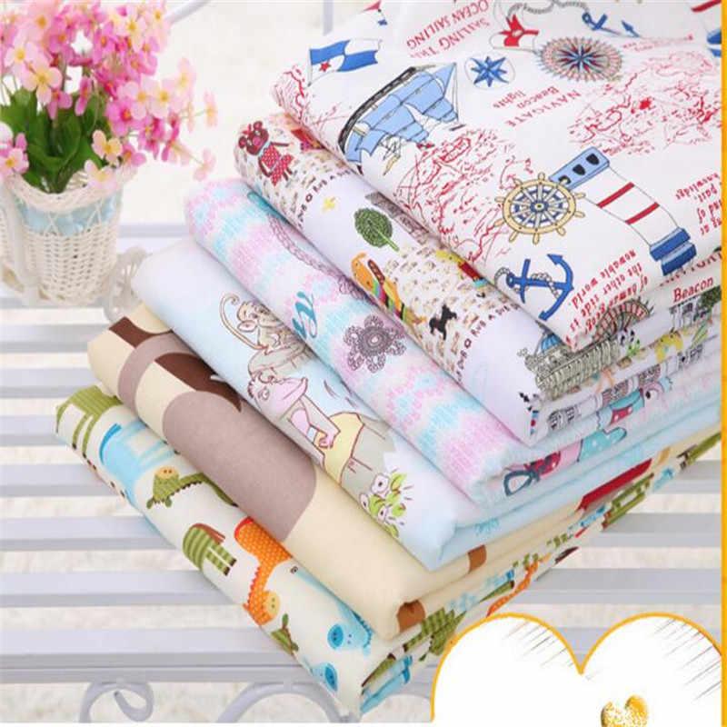 Мультяшный хлопок 3 слоя Детский водонепроницаемый коврик большой коврик для переодевания малыша покрытие для младенца мочи коврик детский матрас лист протектор постельные принадлежности