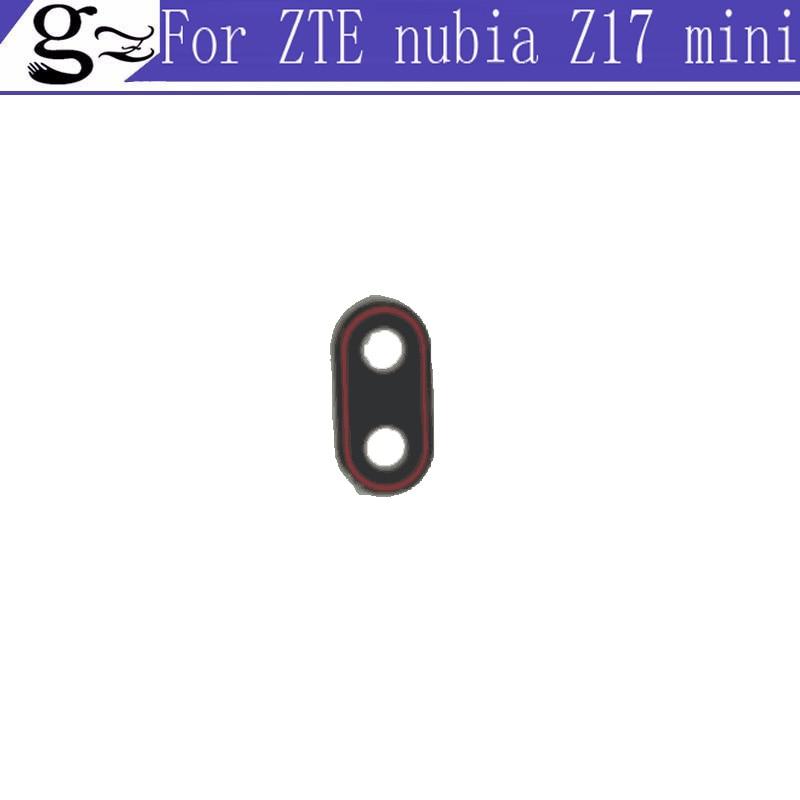 100% Original Für ZTE nubia Z17mini NX569J/H Zurück Kamera Glas Objektiv Für ZTE nubia Z17 mini NX569J/ H Für ZTE nubia Z 17 mini