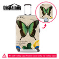 Animal Butterfly Print Elastic Stretch Luggage Protective Cover For 18 20 22 24 26 28 30 Inch Torlley Case Travel Suitcase Cover