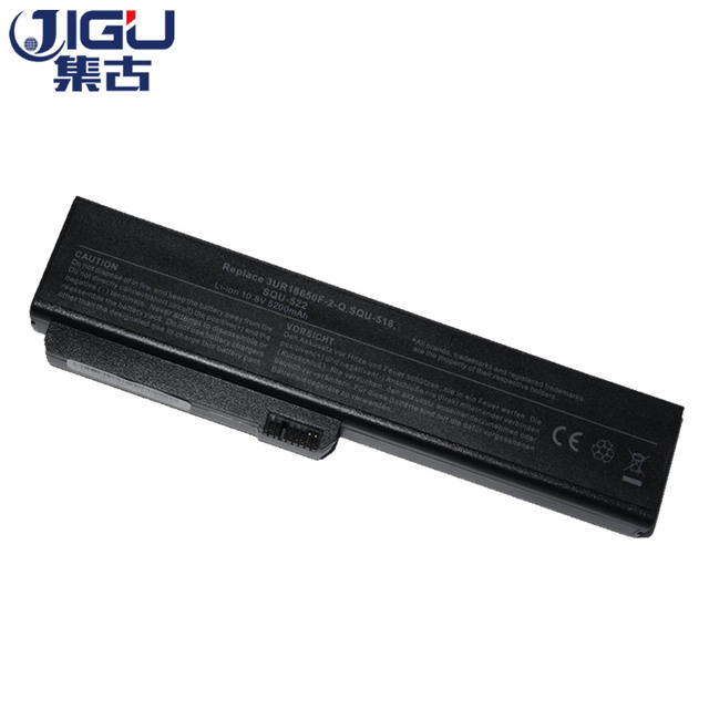 45Wh New laptop battery for Fujitsu Lifebook U772 FPCBP372