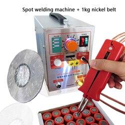 1 9kw led pulse battery spot welder 709a soldering iron station spot welding machine for 18650.jpg 250x250