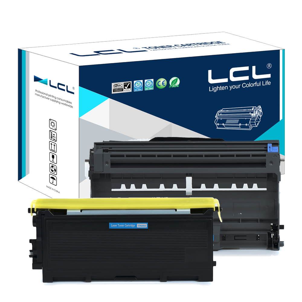 LCL TN2075 TN 2075 DR2075 DR 2075 (2-pack) Black Compatible Toner cartridge for Brother 2040/2050/2037/2030/7025/7225N/2080/2460 maidenform трусы maidenform модель 2902774