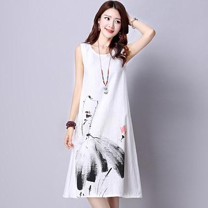 Online Get Cheap Female Cotton Dress -Aliexpress.com | Alibaba Group