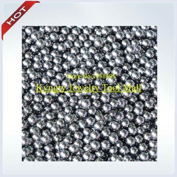 Perles ovales de médias de polissage de bijoux, matériel de fer, Application pour le gobelet rotatoire et le gobelet vibratoire 1 kg