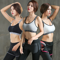 Puberty Girl Underwear Sports Lingerie 2 Pieces Shock Proof Students High School Girls Brassiere for Sports Undergarment Clothes