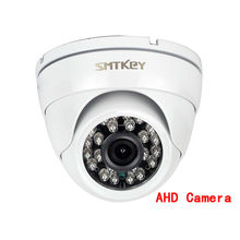 מתכת מיני כיפה 720 P 960 P 1080 P עמיד למים אבטחת המצלמה 2MP מצלמה SONY AHD AHD