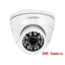 Металлическая мини купольная 720P 960P 1080P Водонепроницаемая AHD камера видеонаблюдения 2 МП SONY AHD камера