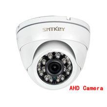 Mini cámara de seguridad AHD impermeable, Metal, 720P, 960P, 1080P, 2MP, SONY AHD