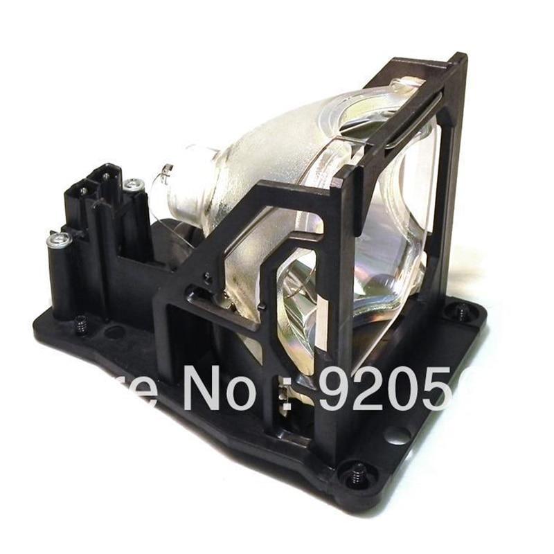 Replacement Projector Lamp With Housing SP-LAMP-008 For Compact 690+ / Compact 695 awo sp lamp 016 replacement projector lamp compatible module for infocus lp850 lp860 ask c450 c460 proxima dp8500x
