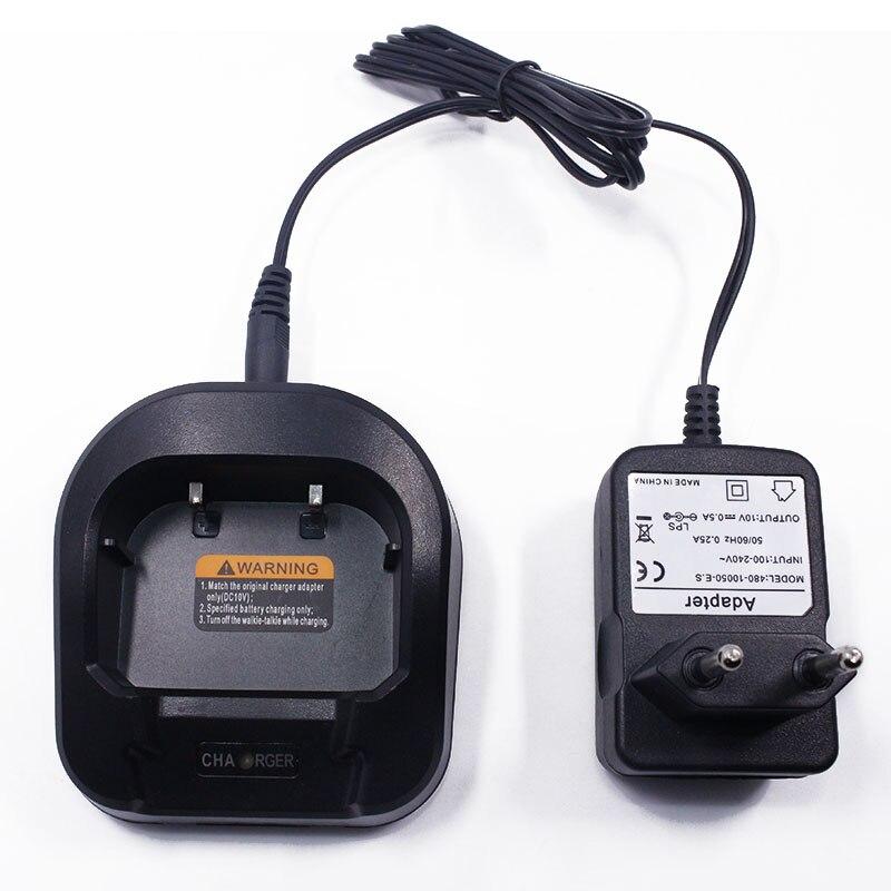 Original Portable USB Chargeur Câble avec voyant pour Baofeng UV-5R, UV-82, BF-F8HP, GT-3, UV-9R Plus talkie Walkie Ham Radio