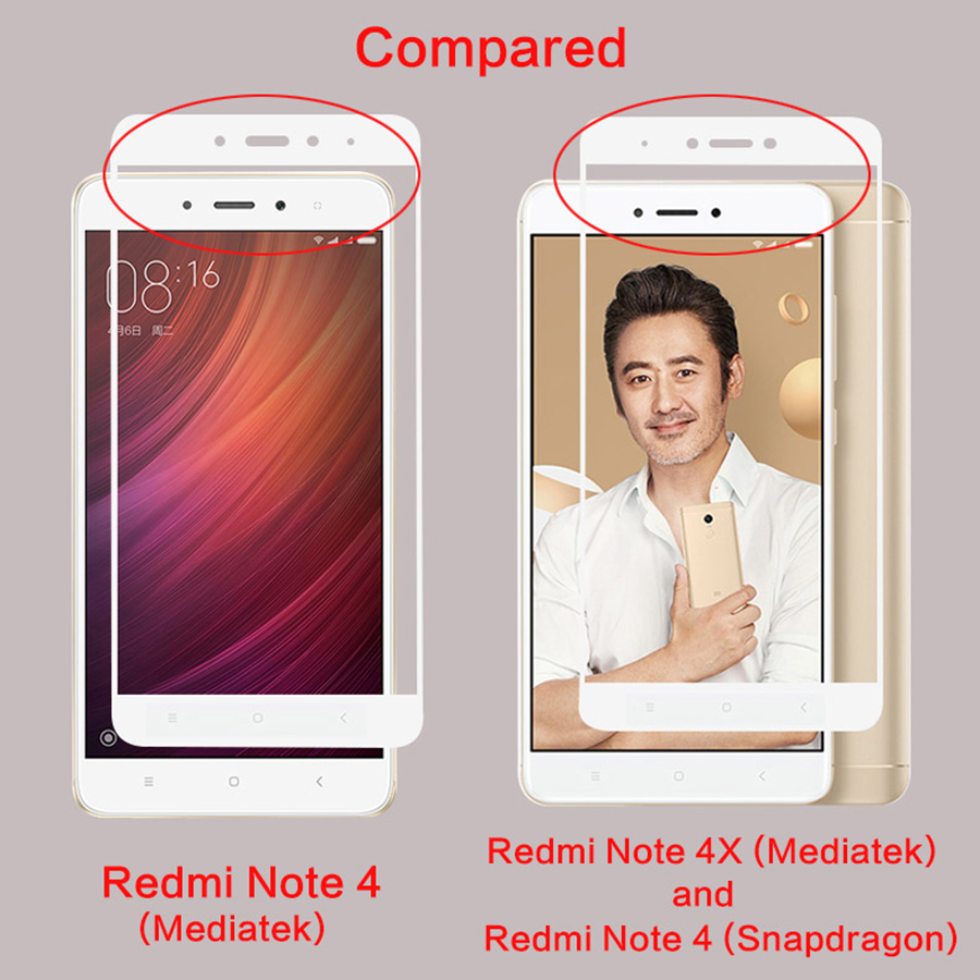 Aiueo Xiaomi Redmi 1s Tempered Glass Screen Protector Update Ume Note 4 4x Mocolo Protect For 5a 4a Full