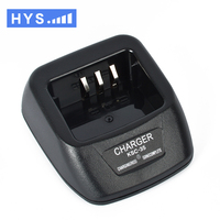 HYS CSC K35C EU US Plug Li Ion Two Way Radio Rapid Battery Charger For KNB