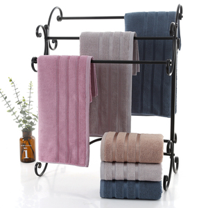 Image 4 - ZHUO MO 70 * 140cm Bamboo fiber Bath Towel For Adults Sport Bathroom Outdoor Travel Soft Thick High Absorbent Antibacterial