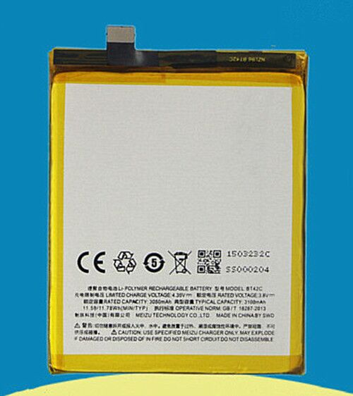 100 new BT15 Battery 3000mAh for MEIZU M3S Battery In stock With Tracking number in Mobile Phone Batteries from Cellphones Telecommunications