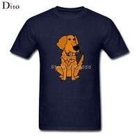 Cool Funny Golden Retriever Dog With Beer Bottle T Shirt Men S Popular Short Sleeve Cotton