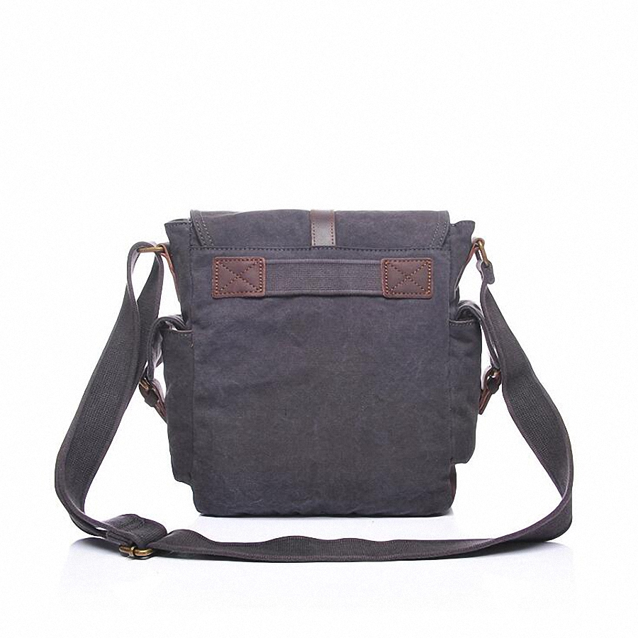 090fd98104 Men Bags Vinatge Canvas Messenger Bags 2018 Designer Women Men s Fashion Casual  Travel Crossbody Shoulder Bag Solid Male LI 2055-in Crossbody Bags from ...
