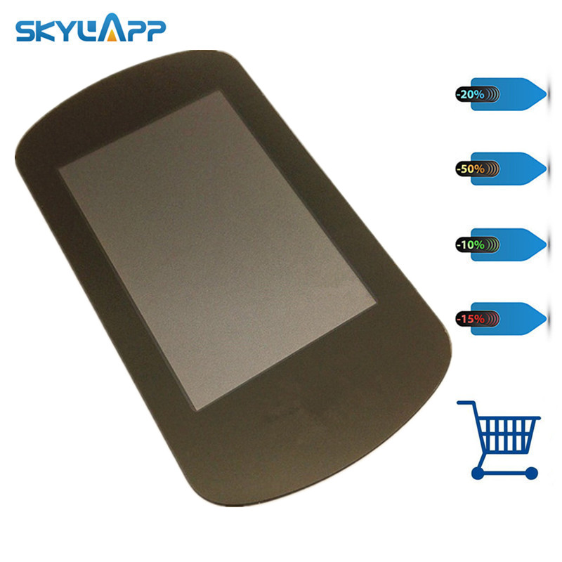 Skylarpu DF1624V1 FPC-1 LCDs for Garmin eTrex Touch 35t Handheld GPS LCD display Screen with Touch screen digitizer replacement