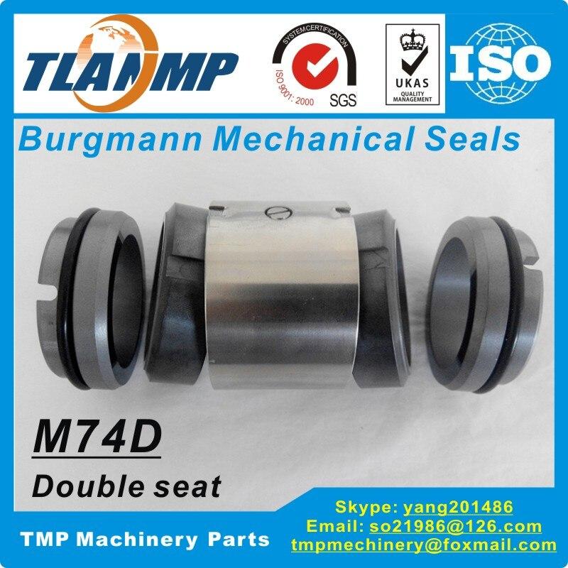 Image 3 - M74D 35 M74D/35 G9 M74D/35 G60 Burgmann Mechanical Seals  (Materilal:SiC/SiC/VIT) M74 D Double Face mechanical sealsmechanical  sealburgmann mechanical sealsseals mechanical