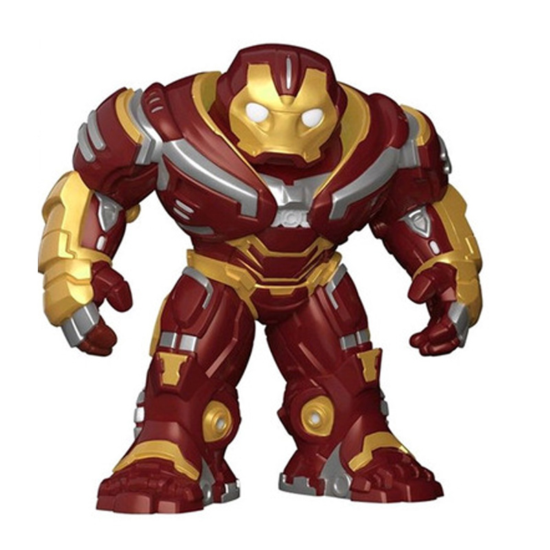 Thanos Action Figure Model Toys Thor Iron Man Spiderman Captain America Black Panther Strange Vinyl Doll Toys in Action Toy Figures from Toys Hobbies