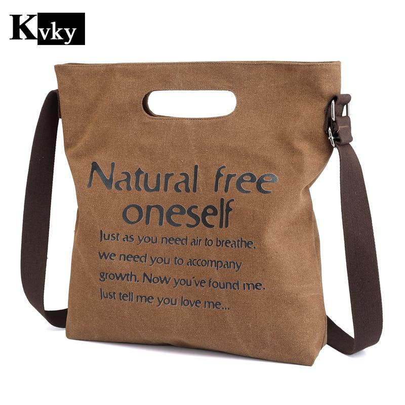 2018 Casual Women Canvas Shoulder Bag Simplicity Female Handbag Soft Medium Size Solid Messenger Bag for Teenagers Girls стоимость