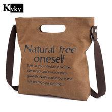 3aa5986ff5aa 2018 Повседневная Женская парусиновая сумка на плечо простая женская сумка  мягкая средняя Размер однотонная сумка для