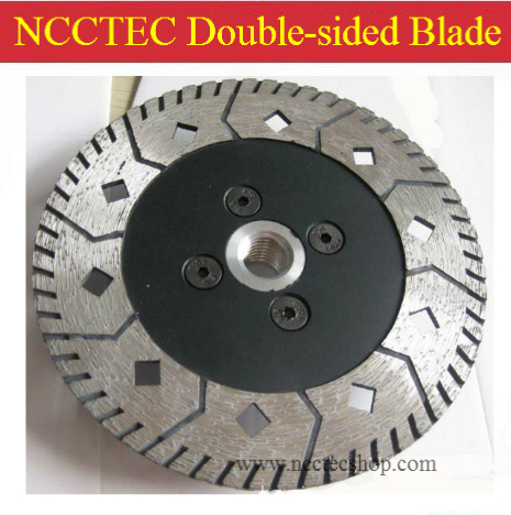 9'' NCCTEC Diamond Double-sided cutting and grinding blades | 230mm disc for concrete granite | sold very well in Europe and USA китайский язык второй иностранный язык 7 класс учебное пособие фгос