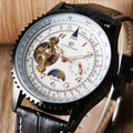 Оригинал Forsining Марка Дизайн Мужские Часы Механические Наручные Часы для Мужчин Военные Часы Мужской W180202