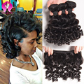 8A Brazilian Curly Weave Human Hair Afro Kinky Curly Hair Brazilian Bouncy Curly Hair 3 Bundles Unprocessed Brazilian Curly Hair