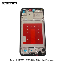 Middle Frame Housing For HUAWEI P20 Lite Front Plate Screen LCD Supporting Chassis Replacement Parts