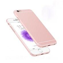 Матовый Прозрачный Ультра-тонкий 0.3 мм Чехол Для iPhone 7 6 s 4.7 ПК Защитная Крышка Кожи Shell для Apple iPhone 6 plus 5.5