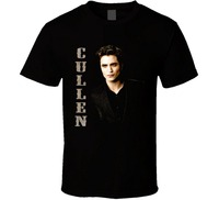 Newest 2017 Men S Fashion Twilight Edward Cullden Book Movie T Shirt Men S Shirts Men