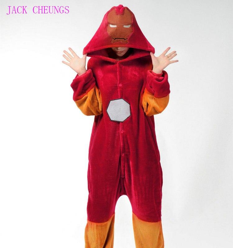 ramassé Nouvelles Arrivées vraie qualité € 13.4 20% de réduction|Kigurumi fer homme dessin animé animal costume  Pyjamas adulte Pyjamas unisexe pijamas, vêtements de nuit, Pyjamas  ensemble-in ...