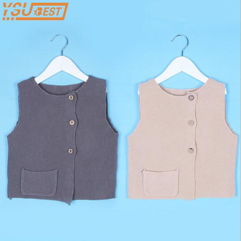 купить Baby Boy Girl Knitted Sweater New 2018 Boys Sweaters Clothing Autumn Baby Wear Brand Kids Boy Winter Toddler Cardigan Sweaters