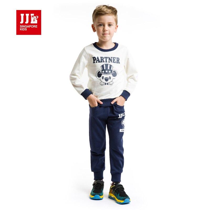 boys suit cartoon koala design for kids clothing set boys outfit children tracksuit children's sport suit autumn/spring fashion цены онлайн