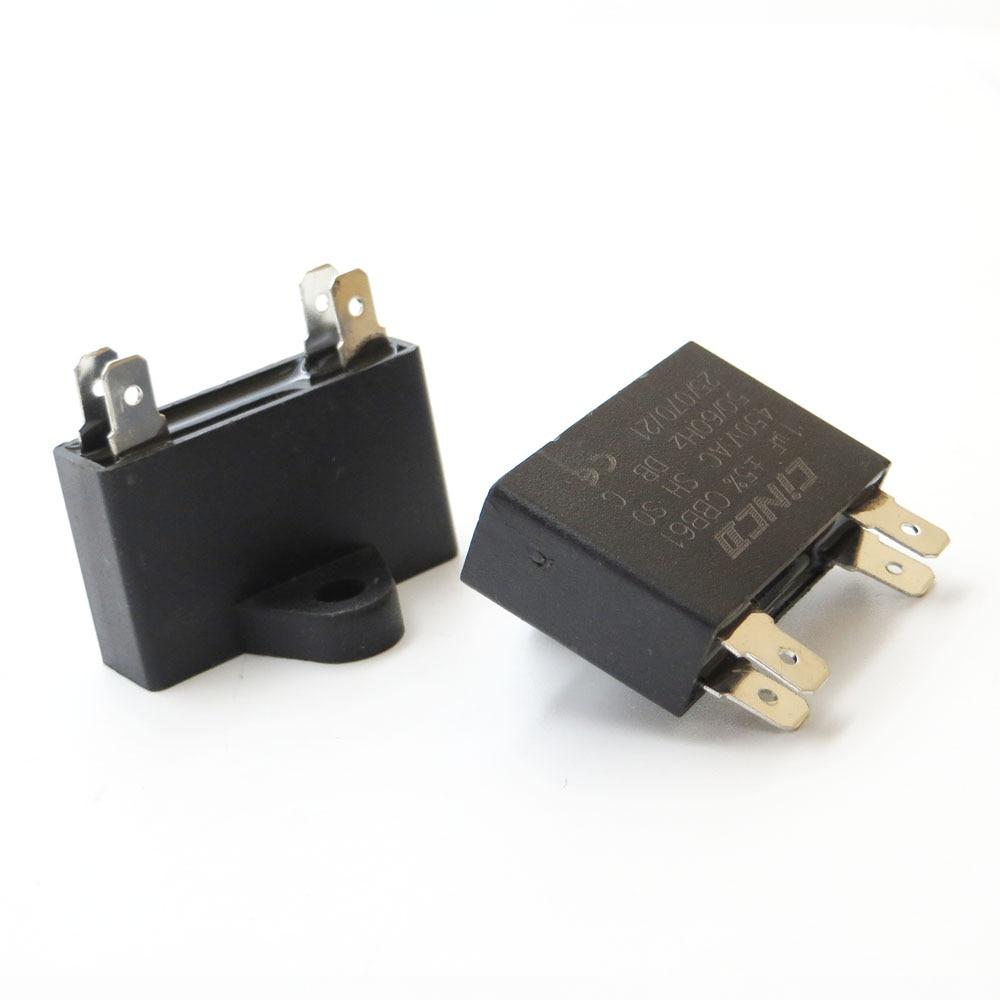 Capacitor 1.5uF 1.5MFD 400V AC CBB61 Capacitor