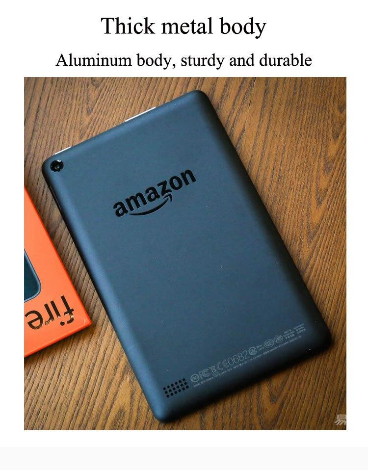 Nouveau 7 pouces Kindle Fire 7 tablette 8G e livre lecteur électronique livre tablette PC ereader écran tactile tablette - 2