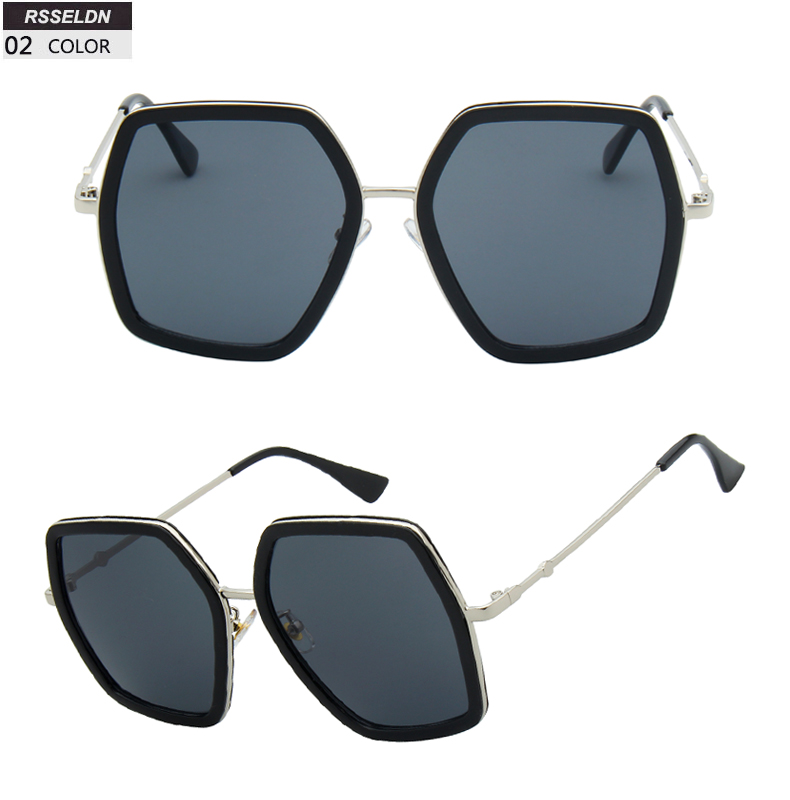 fcc355c1edb Hexagon Luxury Women Sunglasses – Sellimart