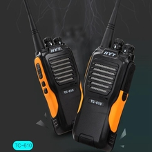 16channel waterpoof IP66 highly effective battery lengthy distance huncting two means radios100% Unique TC-610 walkie talkie CB radio