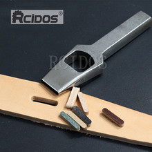 5x25mm Manual DIY leather flat hole punch die,RCIDOS leather