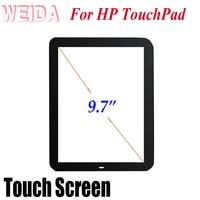 WEIDA 9.7 do Painel de Toque Toque Digitador Para HP TouchPad Apenas 9.7