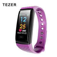 Neue ankunft smart fitness armband, intelligente herz rate blutdruck monitor Aktivität Tracker armband für Tezer R17