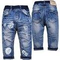 6092 дети джинсы детские джинсы BABY boy & девушка брюки весна осень девушки брюки мода новый 2016