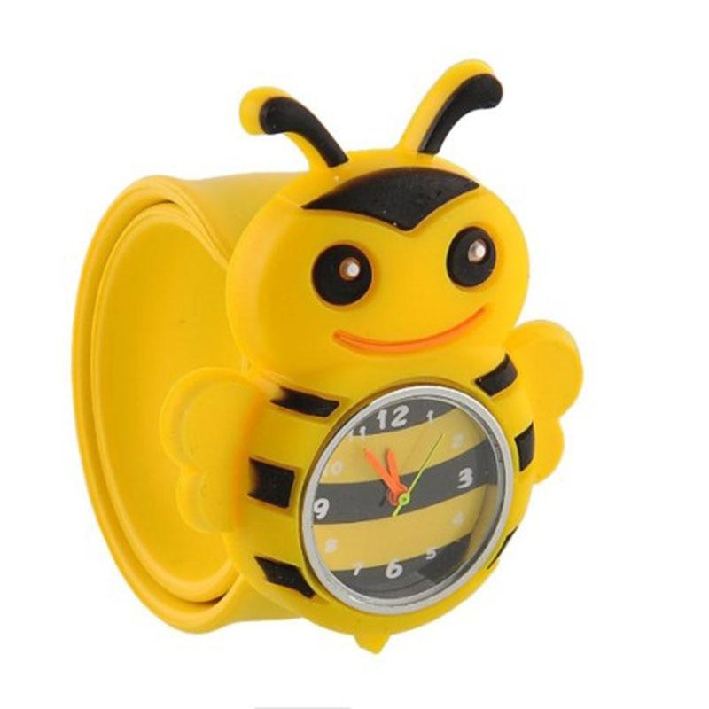 Cindiry cute cartoon animal watches children kid quartz wrist watches sport baby colorful band quartz watch