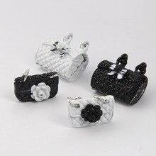 10 шт./лот, модные женские подвески с объемным рисунком, подходят для самостоятельного изготовления браслета, ожерелья, украшения для волос, аксессуары, ручная работа, YZ364
