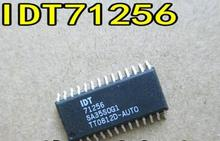 100% NOVA Frete grátis IDT71256 SA35S0G1