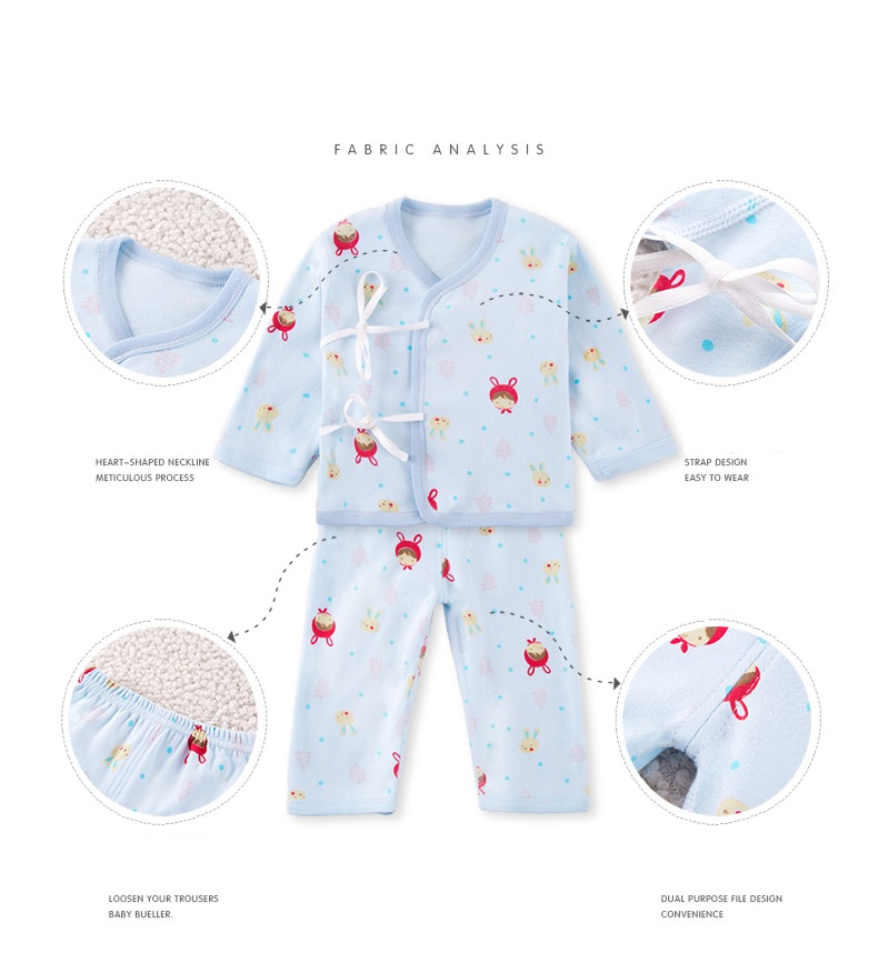 fb278c149738d Cartoon Newborn Clothes Soft Cotton Baby Girl Clothes Baby Boy Set Spring  Autumn Infant Clothing New. sku: 32978135547