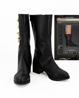 Cosplay Costume Final Fantasy XIV cosplay boots cos shoes